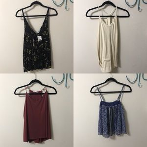 2 Tank Tops for $12